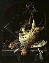 Dead Fowl | Abraham Mignon | Painting Reproduction
