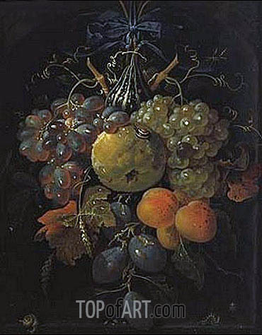 Fruits, undated | Abraham Mignon | Painting Reproduction