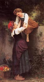 Little Marauders | Bouguereau | Painting Reproduction
