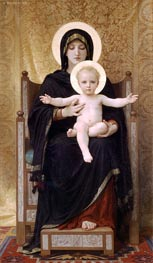 Virgin and Child | Bouguereau | Painting Reproduction
