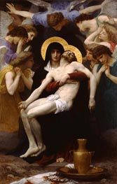 Pieta, 1876 by Bouguereau | Painting Reproduction