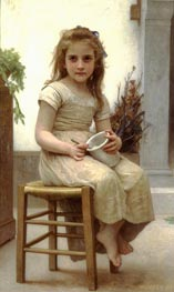 Just a Taste | Bouguereau | Painting Reproduction