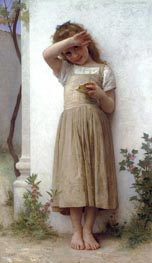 In Penitence, 1895 by Bouguereau | Painting Reproduction