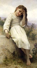 Little Thief, 1900 by Bouguereau | Painting Reproduction