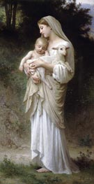 Innocence | Bouguereau | Painting Reproduction