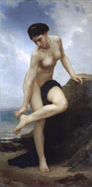 After the Bath, 1875 by Bouguereau | Painting Reproduction