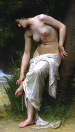 After the Bath | Bouguereau | Painting Reproduction