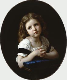 The Prayer | Bouguereau | Gemälde Reproduktion
