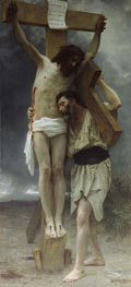 Compassion! | Bouguereau | Painting Reproduction