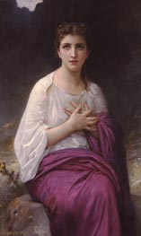 Psyche | Bouguereau | Painting Reproduction