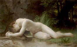 Biblis | Bouguereau | Painting Reproduction
