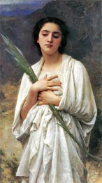 The Palm Leaf | Bouguereau | Painting Reproduction
