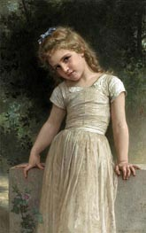 The Mischievous One | Bouguereau | Painting Reproduction