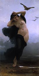 Night | Bouguereau | Painting Reproduction