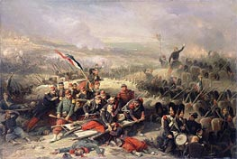 The Taking of Malakoff, 8th September 1855 | Adolphe Yvon | Painting Reproduction