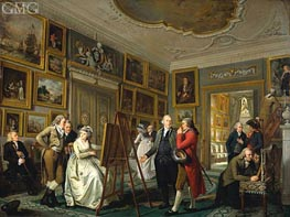 The Art Gallery of Jan Gildemeester | Adriaen de Lelie | Painting Reproduction