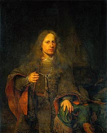 Ernestus van Beveren, Lord of West-IJsselmonde and the Lindt | Aert de Gelder | Painting Reproduction