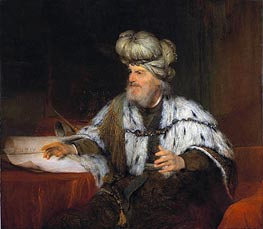 King David | Aert de Gelder | Painting Reproduction