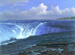 Niagara Falls | Bierstadt | Painting Reproduction