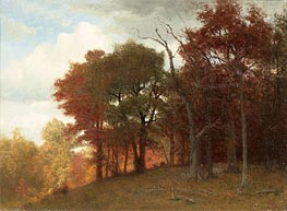 Hastings on the Hudson River, 1865 by Bierstadt | Painting Reproduction