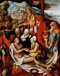 Lamentation for Christ | Durer | Painting Reproduction
