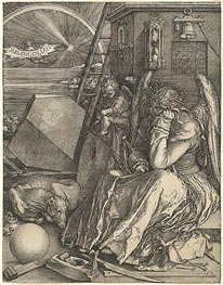 Melencolia I | Durer | Painting Reproduction