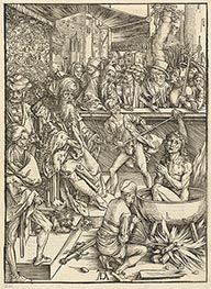 The Martyrdom of Saint John | Durer | Painting Reproduction