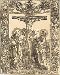 Christ on the Cross | Durer | Painting Reproduction