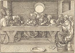 The Last Supper | Durer | Painting Reproduction