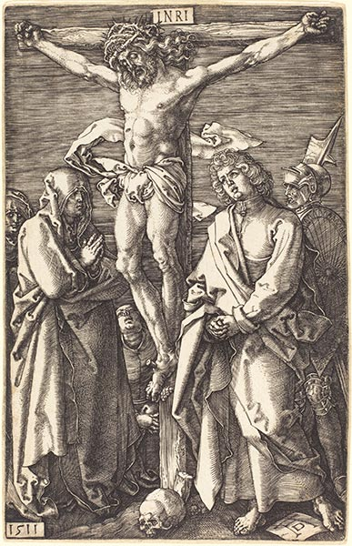 The Crucifixion, 1511 | Durer | Painting Reproduction