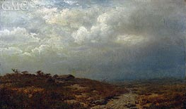 Irish Landscape | Alexander Wyant | Painting Reproduction