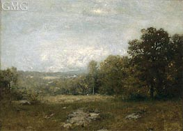 A Gray Day | Alexander Wyant | Painting Reproduction