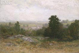 Landscape near Arkville | Alexander Wyant | Painting Reproduction
