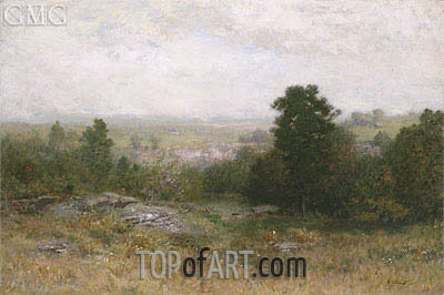 Landscape near Arkville, c.1889 | Alexander Wyant | Painting Reproduction