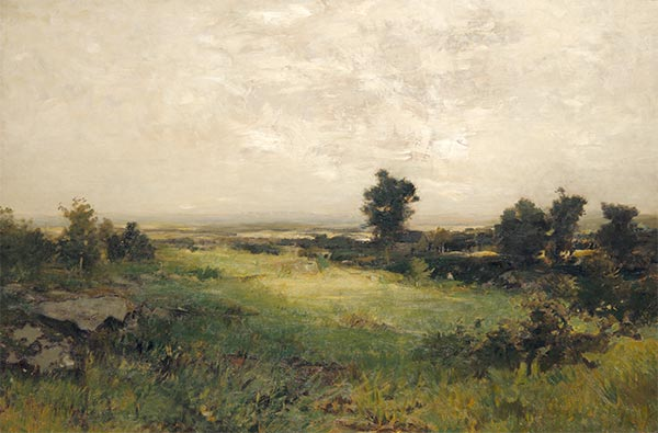 Housatonic Valley, c.1880/90 | Alexander Wyant | Painting Reproduction