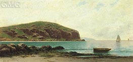 Coastal View | Alfred Thompson Bricher | Painting Reproduction