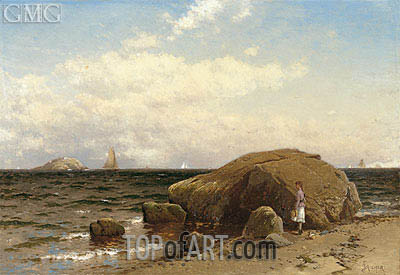 Looking out to Sea, c.1885 | Alfred Thompson Bricher | Painting Reproduction