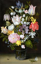 Still Life with Flowers | Ambrosius Bosschaert | Painting Reproduction