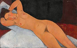 Nude | Modigliani | Painting Reproduction