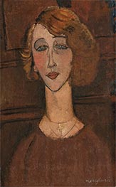 Renée | Modigliani | Painting Reproduction