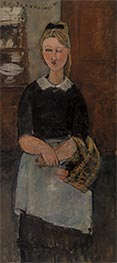 The Pretty Housewife | Modigliani | Painting Reproduction