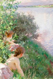 Opal | Anders Zorn | Painting Reproduction