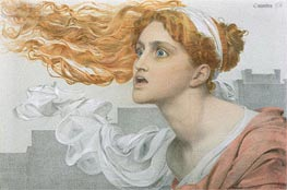 Cassandra | Sandys | Painting Reproduction
