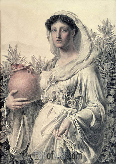 Persephone, undated | Sandys | Painting Reproduction