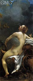 Jupiter and Io | Correggio | Painting Reproduction
