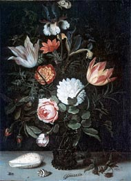 Vase of Flowers | van der Ast | Painting Reproduction