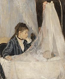 The Cradle | Berthe Morisot | Painting Reproduction