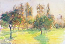 An Orchard, Eragny | Pissarro | Painting Reproduction
