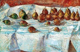 Winter Sickle Pears | Hassam | Painting Reproduction