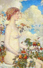 Pomona, 1900 by Hassam | Painting Reproduction
